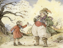 SCBWI Tomie dePaola Award entry, 2014