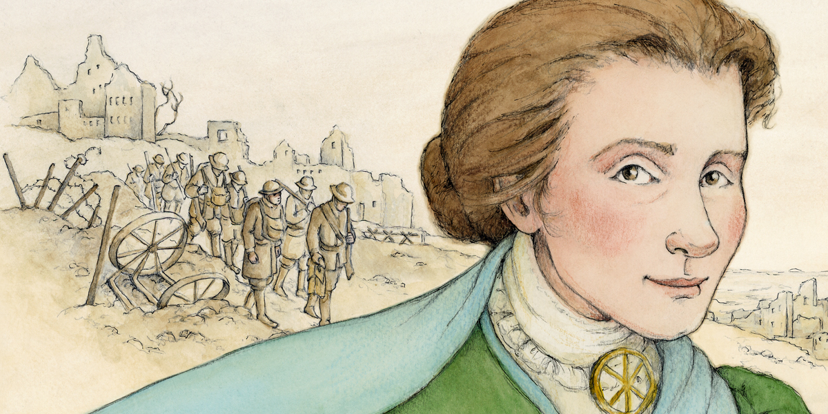 Illustrating Nonfiction: My Journey with Jane Addams